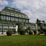 Palmenhaus Schönbrunn Dunaj